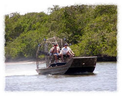 New big 2005-500 hp model airboat for your hunting pleasure in the 25,000 acre duck marsh.